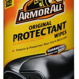 Armor All 10834 Original Protectant Wipes